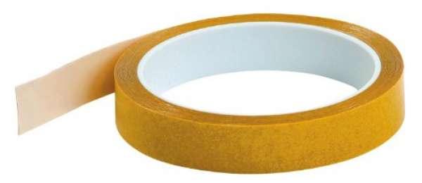 Doppelklebeband SP weiss 12mmx03,5m