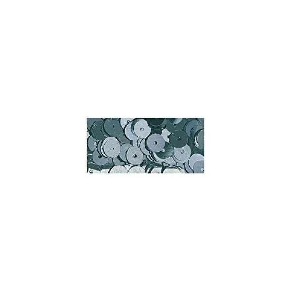 Pailletten taubenblau