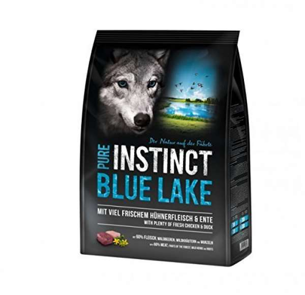 Pure Instinct Blue Lake mit Huhn & Ente 4kg