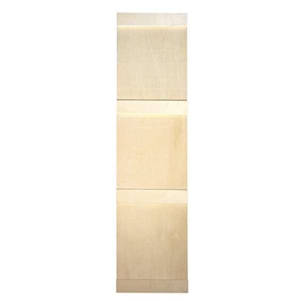 Holz FotoBoard Hochformat 11x42x0,7cm