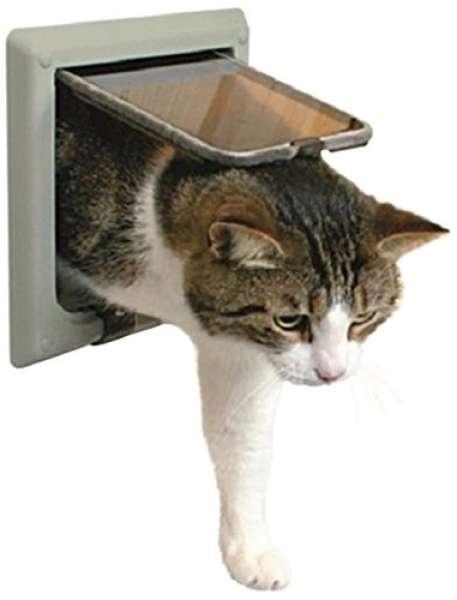TR Freecat de Luxe Katzentür