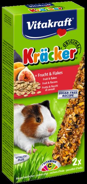 Vitakraft Kräcker Original Frucht & Flakes 2 Stück