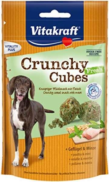 VK Crunchy Cubes 140g Gefl&Min