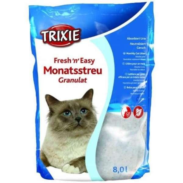 Trixie Simple'n'Clean Silikatstreu Granulat, 8 Liter