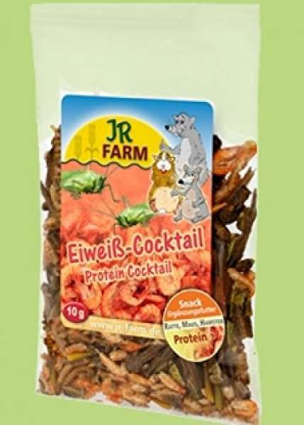 JR Farm Eiweiß-Cocktail 10 g