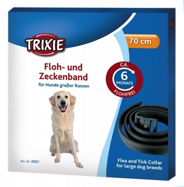 Trixie Floh- und Zeckenband, 70 cm