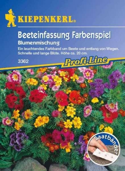 Blumenmix Farbenspiel Saatb.