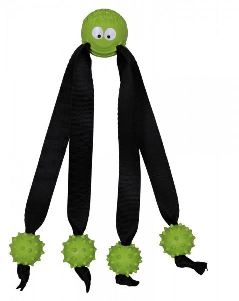 Trixie Ball mit Gurtbeinen / Igelbällen, 24 cm