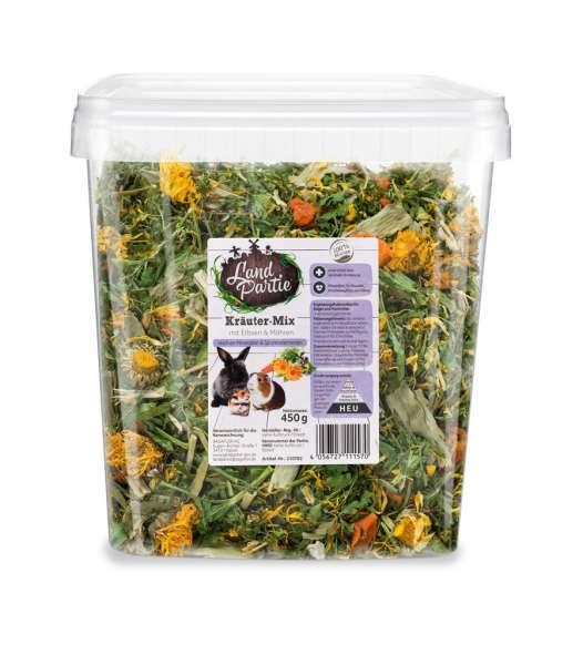 LandPartie Kräuter-Mix mit Erbsen & Möhren 450g