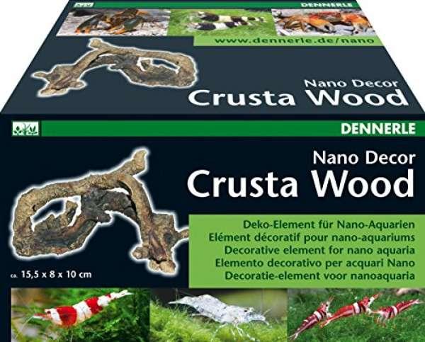 Dennerle 7004065 Nano Crusta Wood S