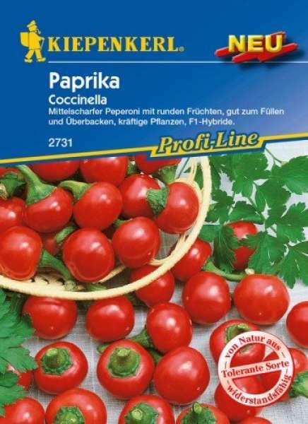 Kiepenkerl Paprika Coccinella