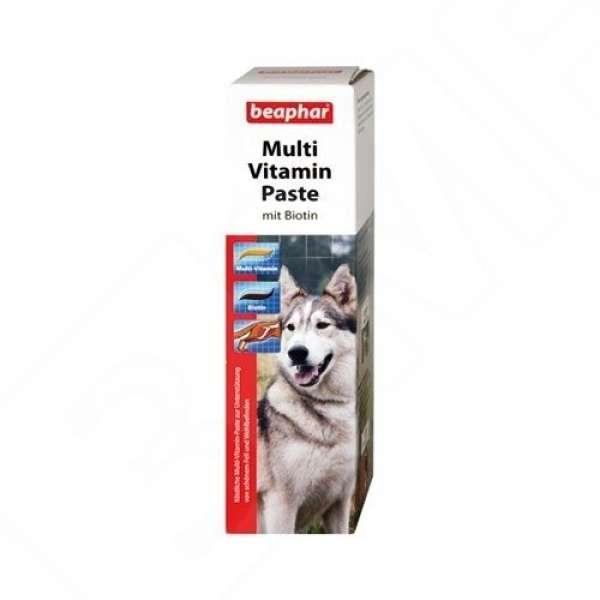 Beaphar Multi-Vitamin-Paste Hund 250g