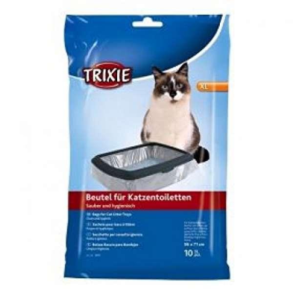 Trixie Katzentoiletten Beutel 56 x 71cm 10 St.