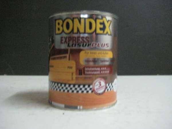 0,75 L Bondex Express Lasur plus teak 729