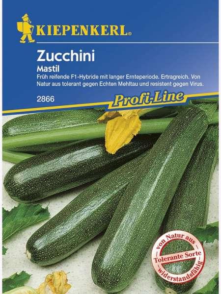 Kiepenkerl Zucchini Mastil