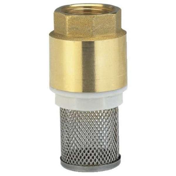 Fußventil Messing 42mm G 1 1/4Z