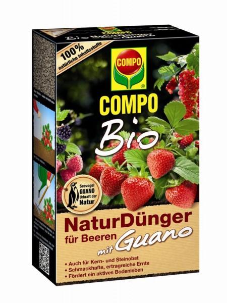 Compo Bio NaturDünger für Beeren mit Guano 1kg