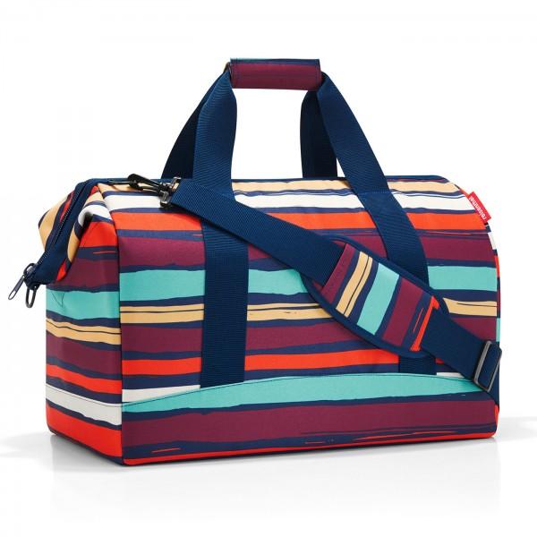 reisenthel® Allrounder L artist stripes