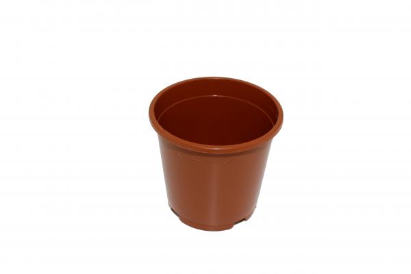 Containertopf terracotta kunststoff | Anzuchttöpfe | Pflanzgefäße ...