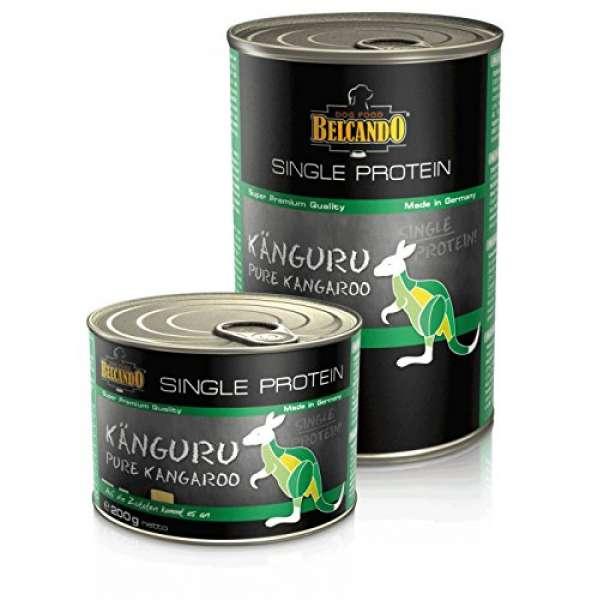Single Protein Känguru 200g