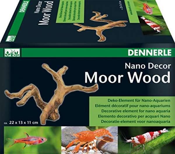Dennerle 7004069 Nano Decor Moor Wood
