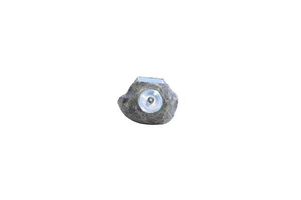 Stein Solar grau 13,7x11,3x9,4cm