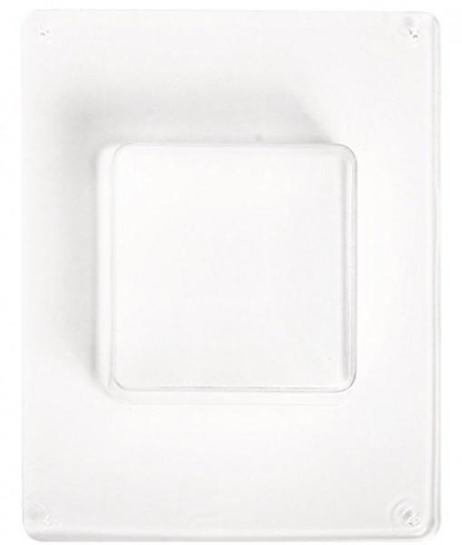 Gießform Quadrat 6,5xT3,5cm