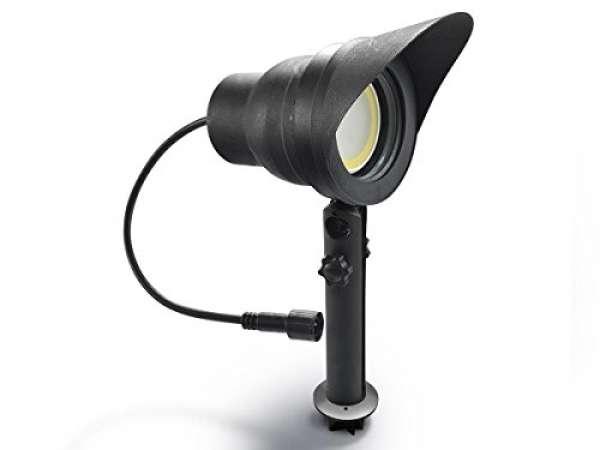 LED Projektor Kunststoff schwarz4W