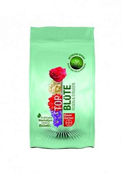 Bayer Garten Top Blüte Rose +Staude 1kg