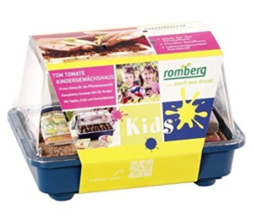 romberg anzuchthaus plus tom tomate 29x19x19cm. Black Bedroom Furniture Sets. Home Design Ideas