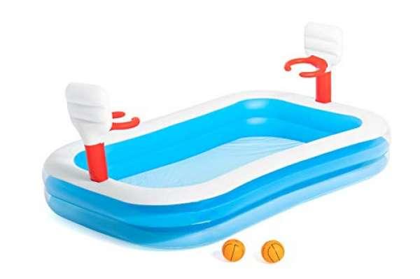 Bestway Family Pool Basketball 251 x 168 x 102 cm