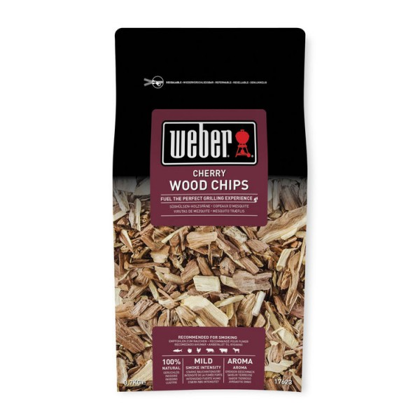 Weber Räucherchips Kirsche 700g