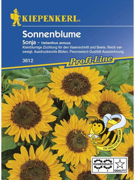 Kiepenkerl Sonnenbl. Sonja
