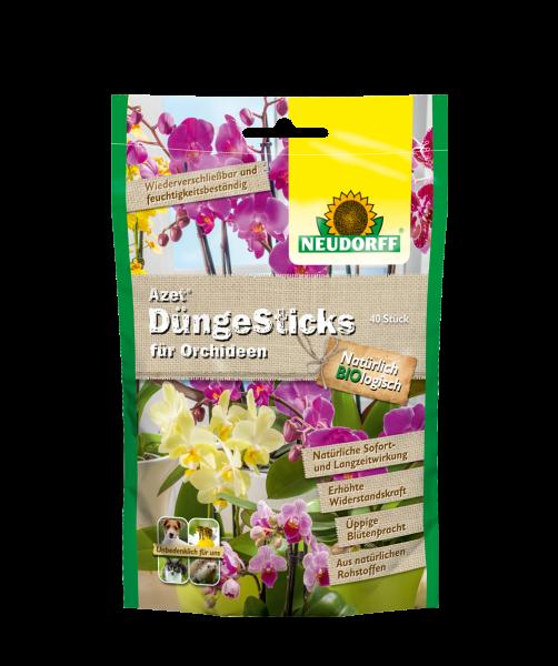 NEUDORFF Azet Dünge Sticks für Orchideen, 40 Stück